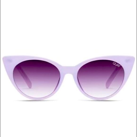NWT Quay Purple Aphrodite Sunglasses